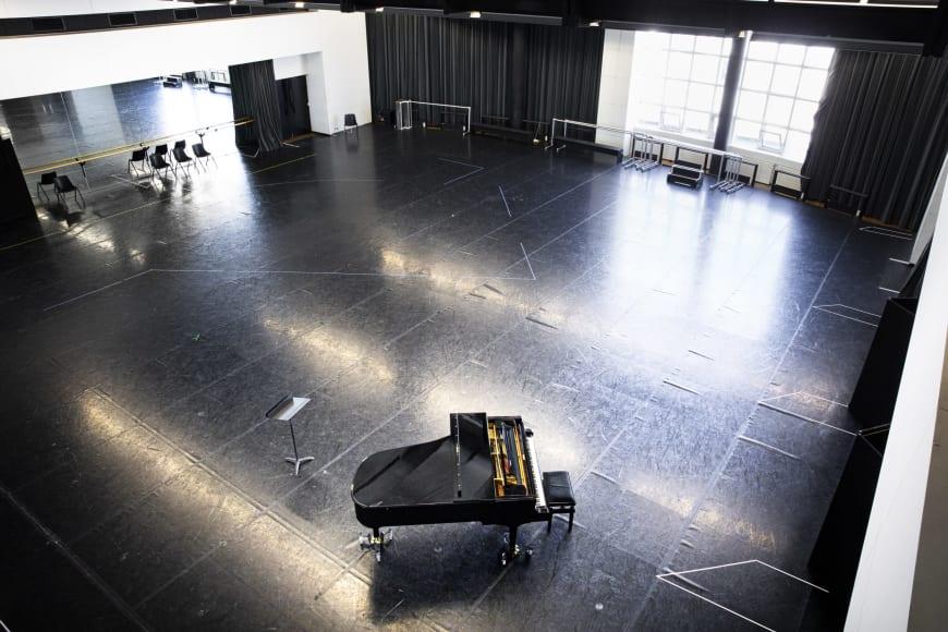 Salle Balanchine, Opéra Bastille