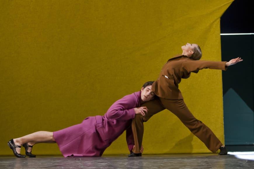 Vincent Chaillet et Séverine Westermann dans Une sorte de…, Palais Garnier, 201