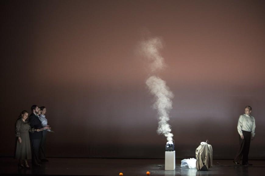 Il Primo Omicidio, Palais Garnier, janvier 2019