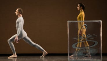 Merce Cunningham / William Forsythe