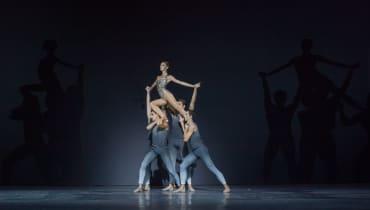 Balanchine / Millepied / Robbins