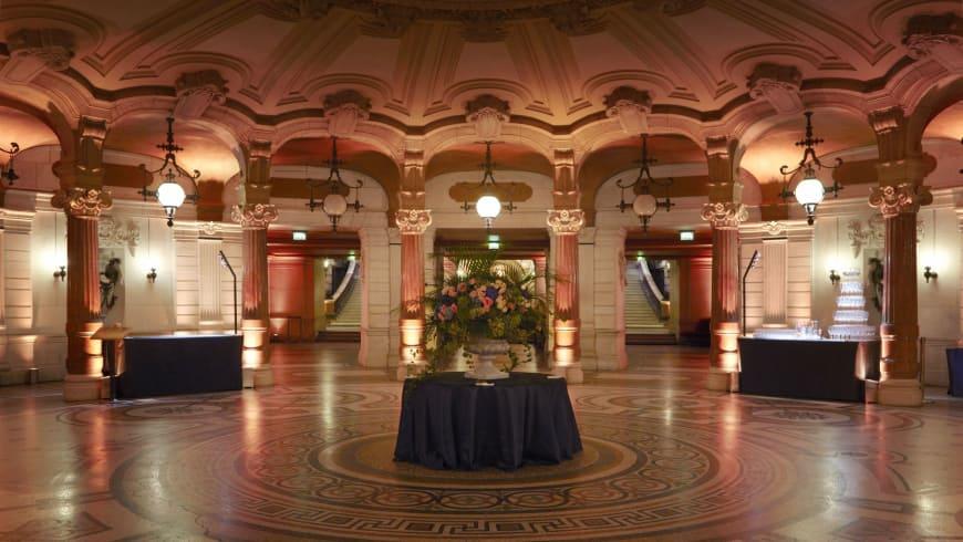 Palais Garnier, la rotonde des abonnés