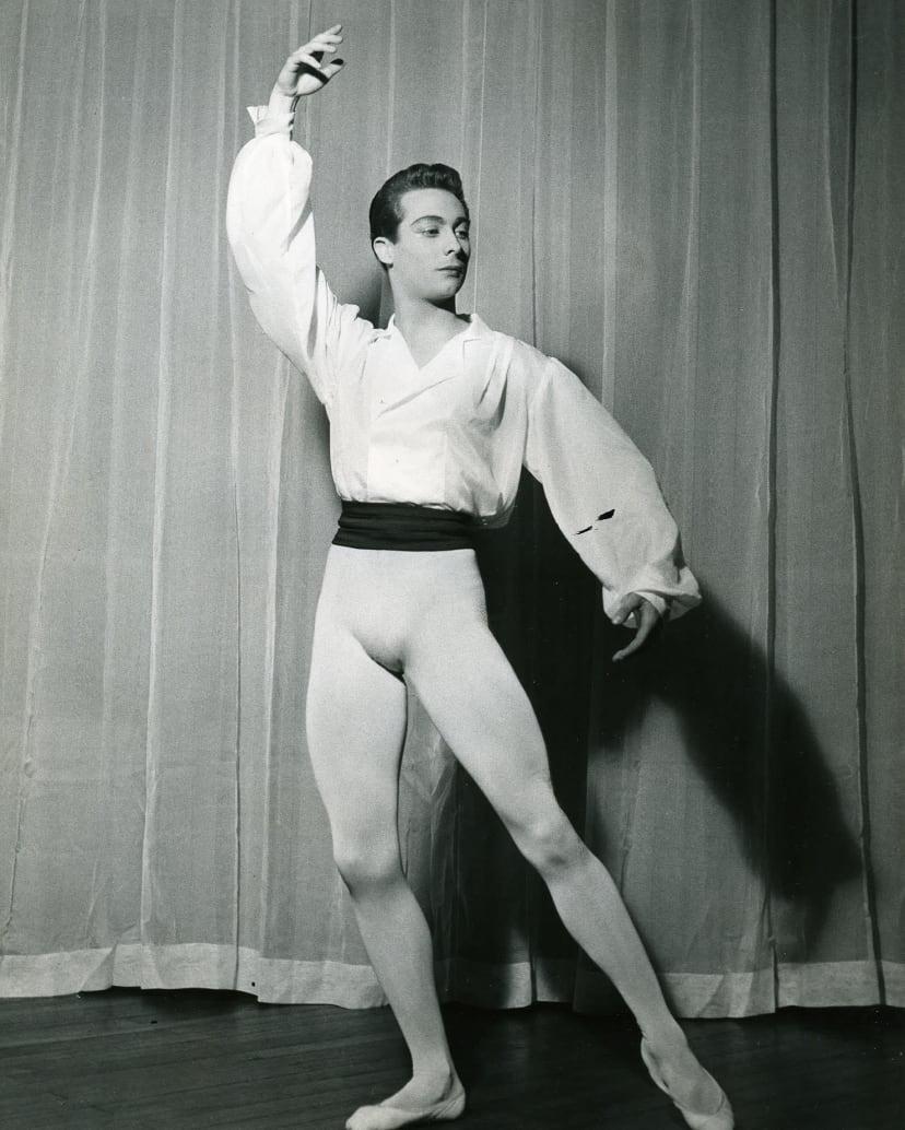 Ballet masters: Gilbert Mayer
