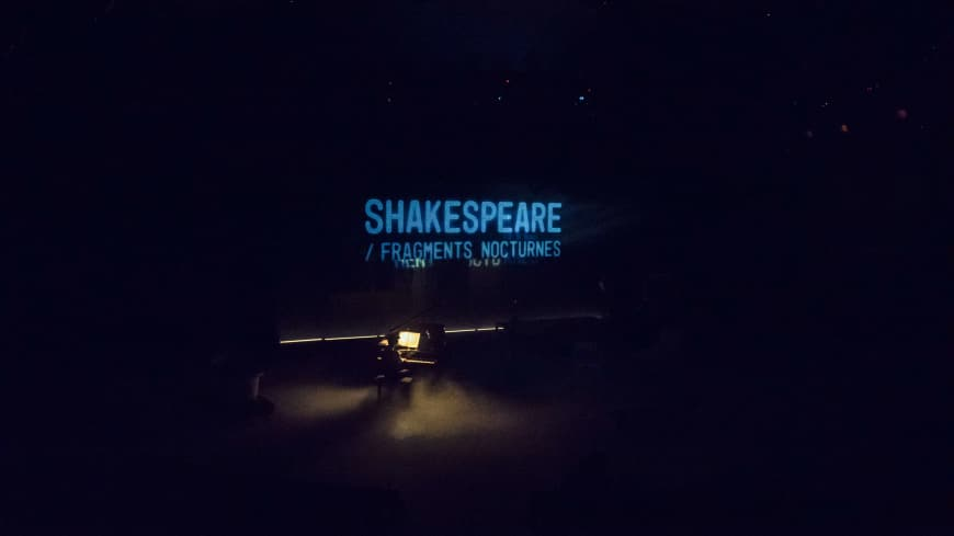 Shakespeare, fragments nocturnes