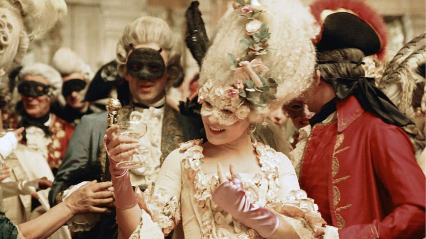 Marie Antoinette, 2006, réalisation Sofia Coppola