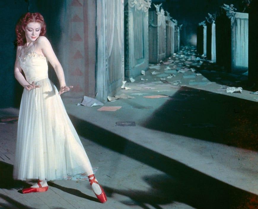 Les chaussons rouges avec  Moira Shearer, Michael Powell, 1949