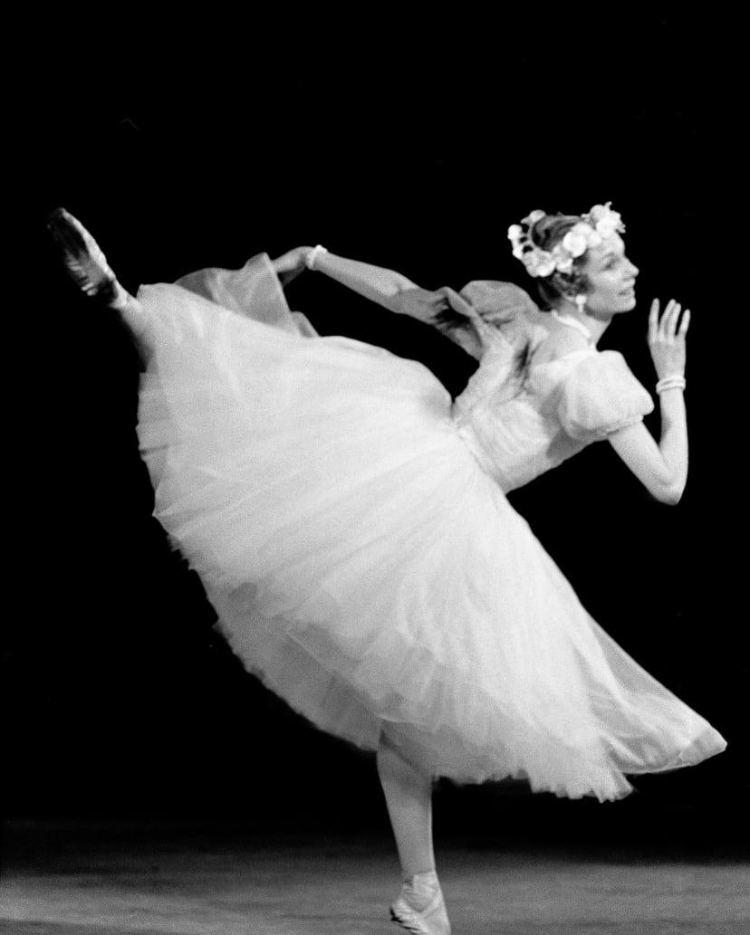 Ballet: the art of evolution