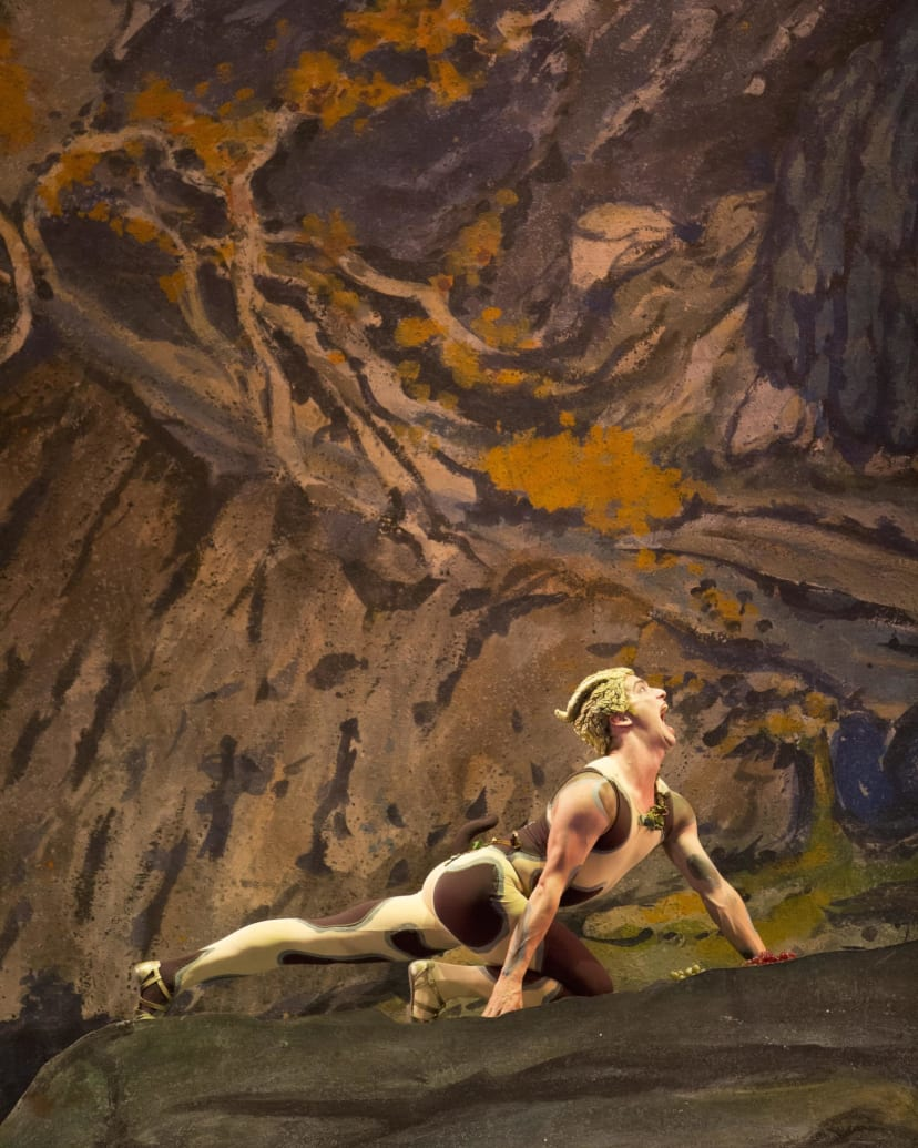 Ballet and classical Antiquity