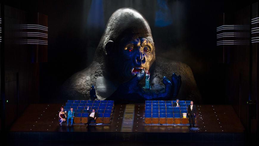 L'Affaire Makropoulos, Opéra Bastille, 2013