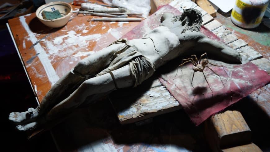 Maquette de Sergio Tramonti