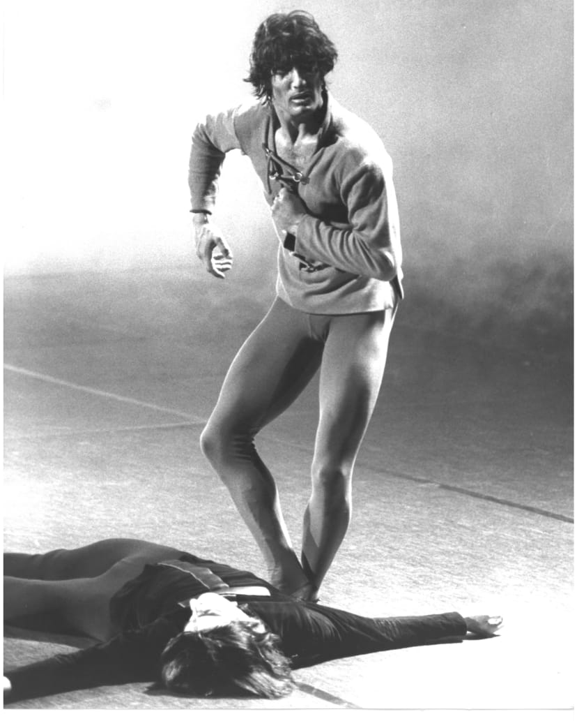 Ballet masters: Cyril Atanassoff