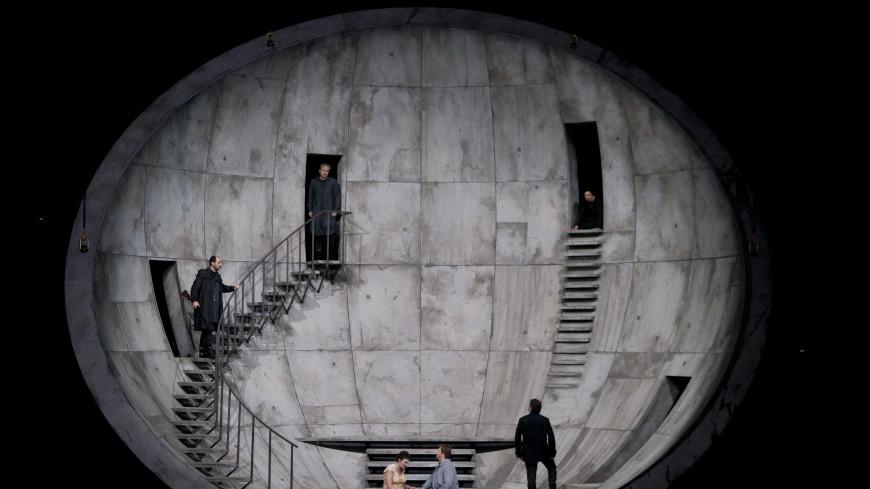 Tristan et Isolde , 2011