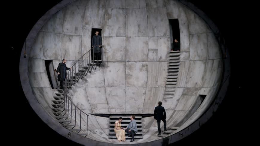 Tristan et Isolde, 2011