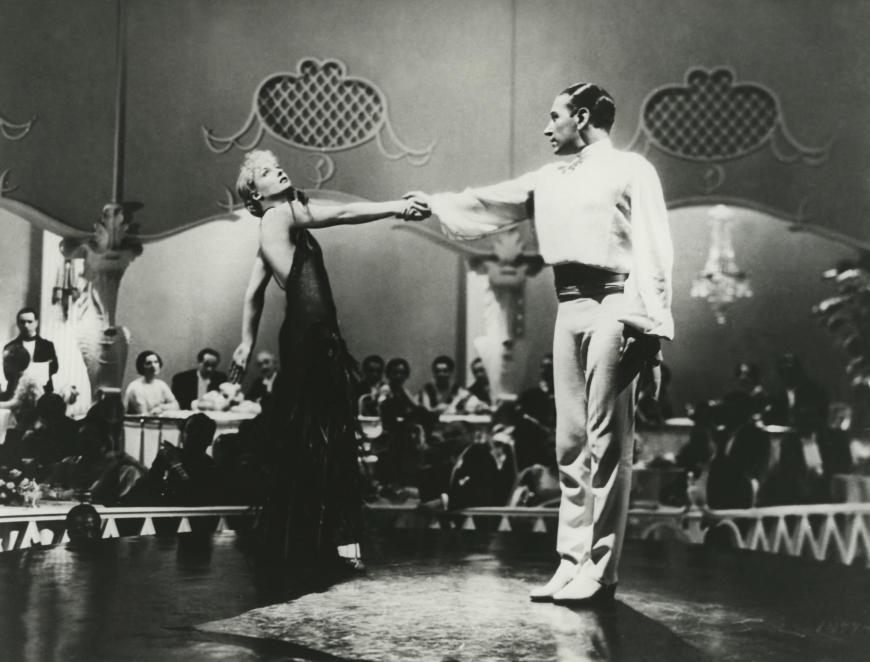 Boléro, film de Wesley Ruggles, 1934, avec George Raft et Carole Lombard