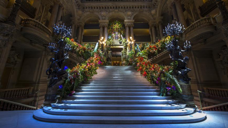 Ballet de l'Opéra national de Paris - Gala d'ouverture de la saison 2016/2017
