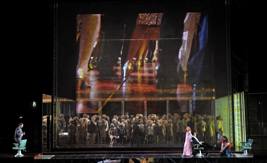 Le Roi Roger, Opéra de Paris, 2009