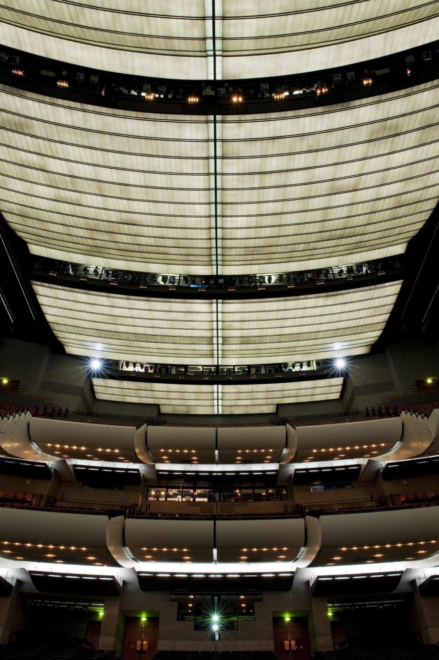 Grande salle de l'Opéra Bastille