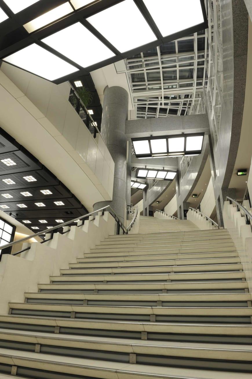 Grand escalier de l'Opéra Bastille