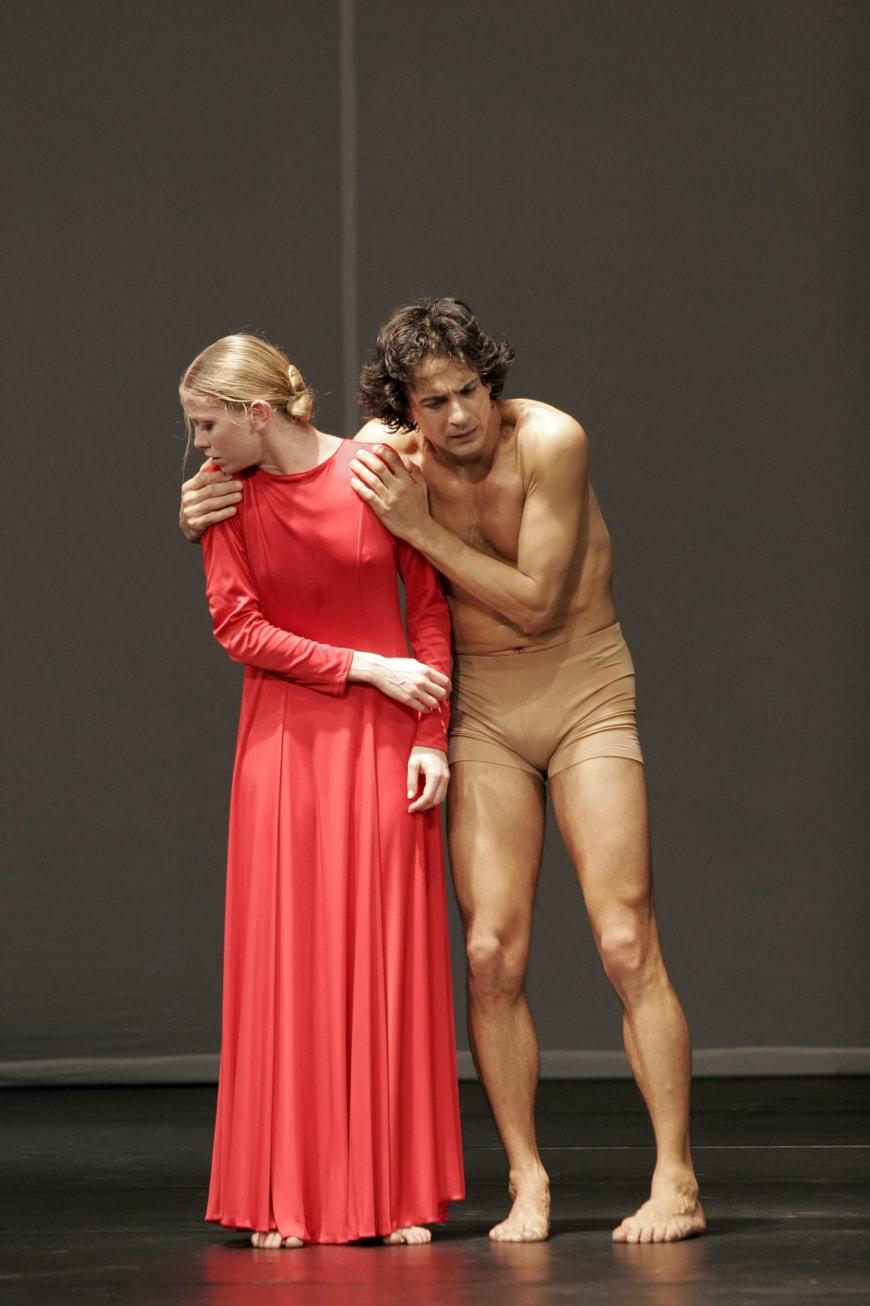 Orphée et Eurydice, avec Kader Belarbi