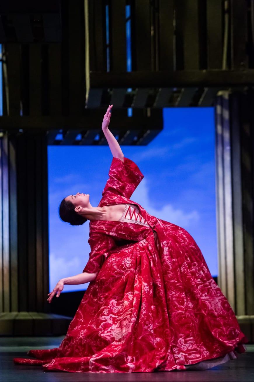 Alice Renavand, Palais Garnier, 2013