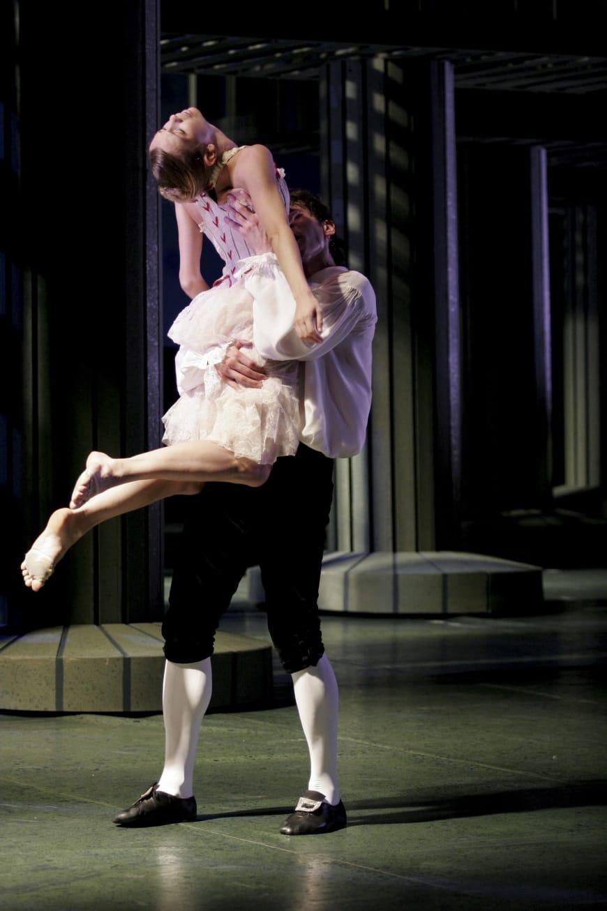 Eleonora Abbagnato, Yann Bridard, Palais Garnier, 2005