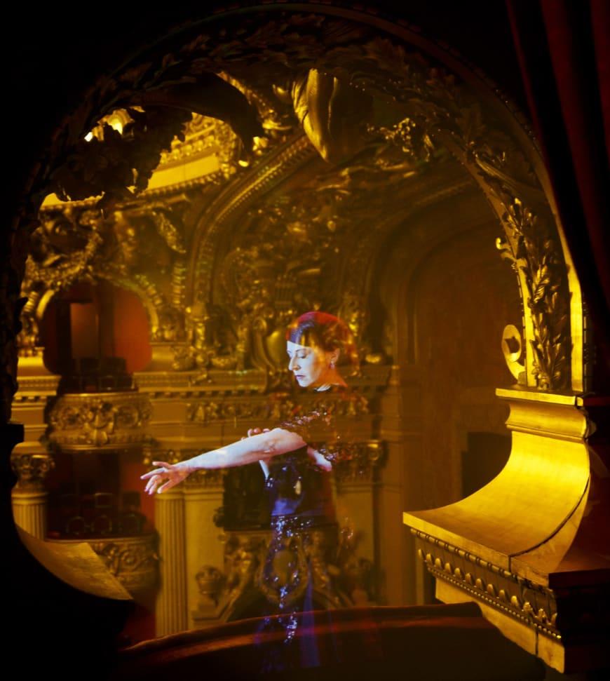 Marienbad électrique, Palais Garnier, 2019