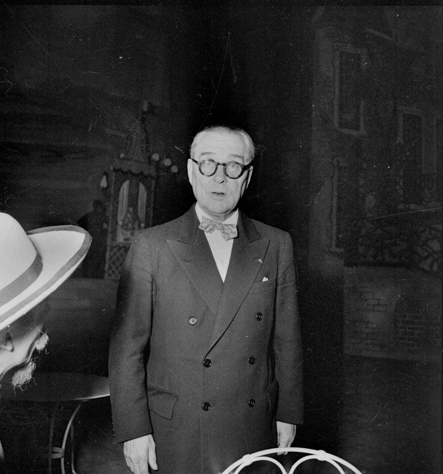 Albert Aveline, La Grande jatte, Paris, Opéra, juillet 1950