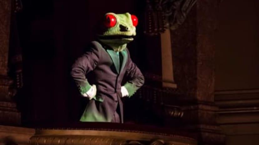 Les animaux à l'Opéra — aria — Opéra de Paris