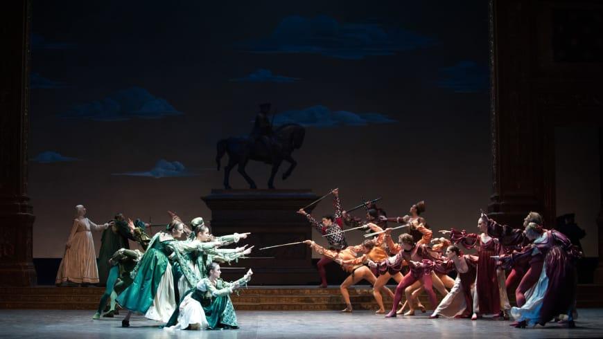 Roméo et Juliette de Rudolf Noureev, Opéra Bastille, 2016