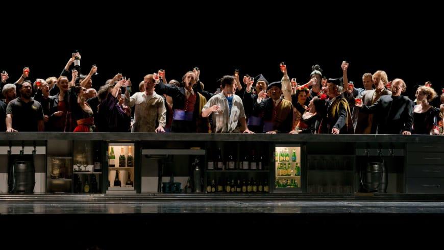 Les Contes d'Hoffmann, Opéra national de Paris, 2012