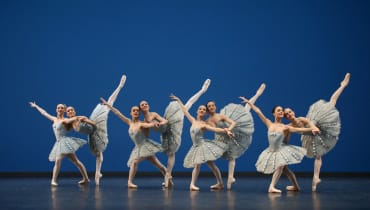 Spectacle de l'École de Danse