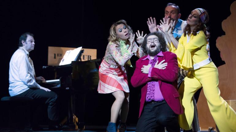 L'Opéra de quatre notes