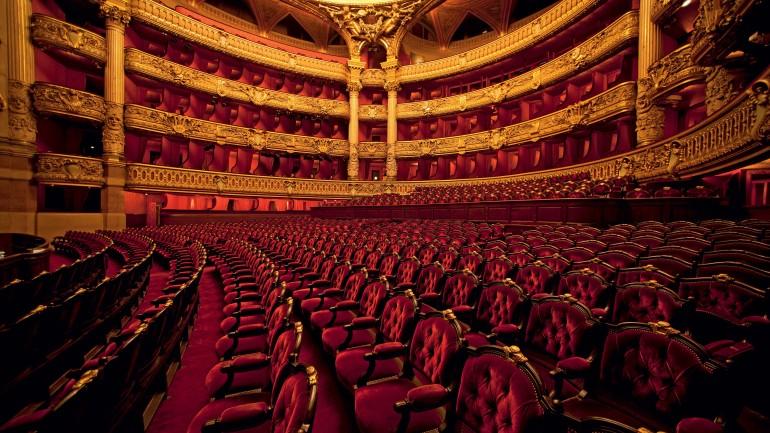 Concert de l'Académie au Palais Garnier