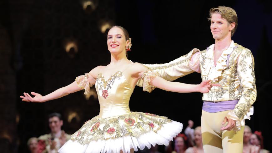 Valentine Colasante, nommée danseuse Étoile de l'Opéra national de Paris