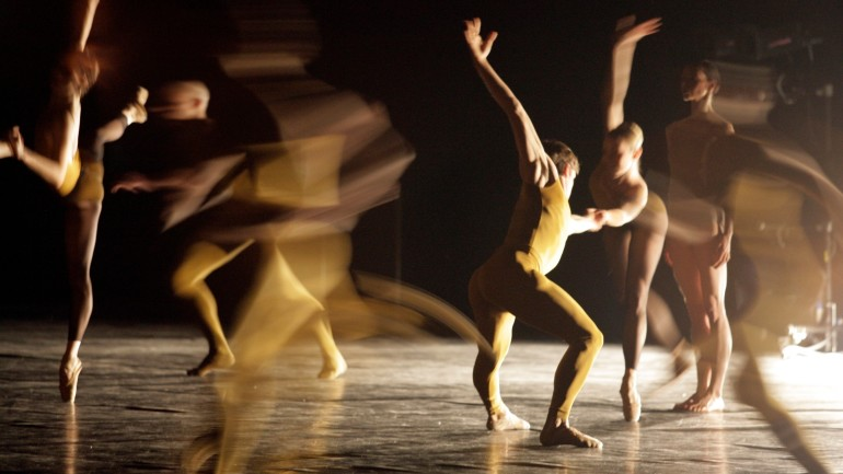 American Choreographers at the Paris Opera