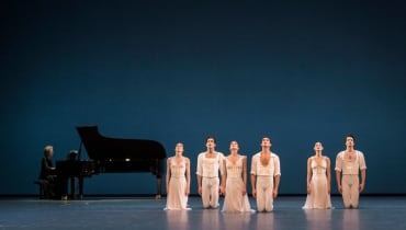 Ratmansky / Balanchine / Robbins / Peck