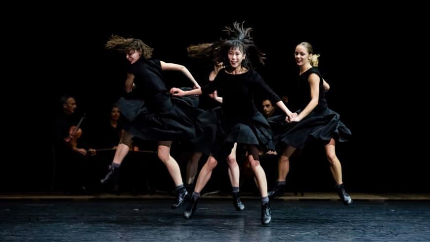 Aurélia Bellet, Sae Eun Park, Charlotte Ranson, Palais Garnier, 2015