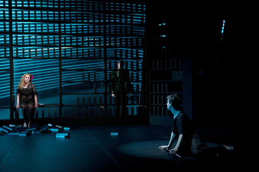 La Chute de la maison Usher, Amphithéâtre Bastille, 2012