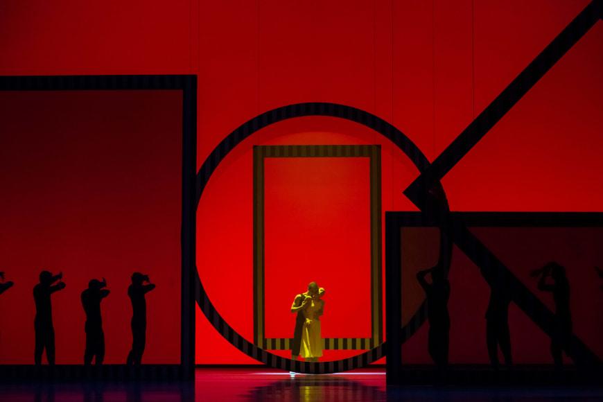 Daphnis et Chloé, Opéra Bastille, 2014