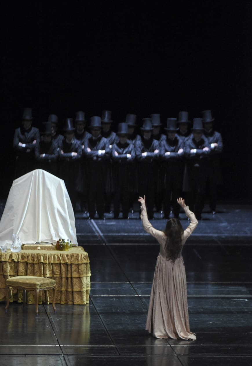 La Traviata, Opéra de Paris, 2016