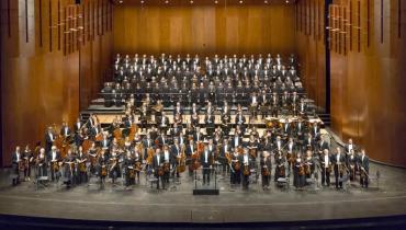 Orchestra and Chorus