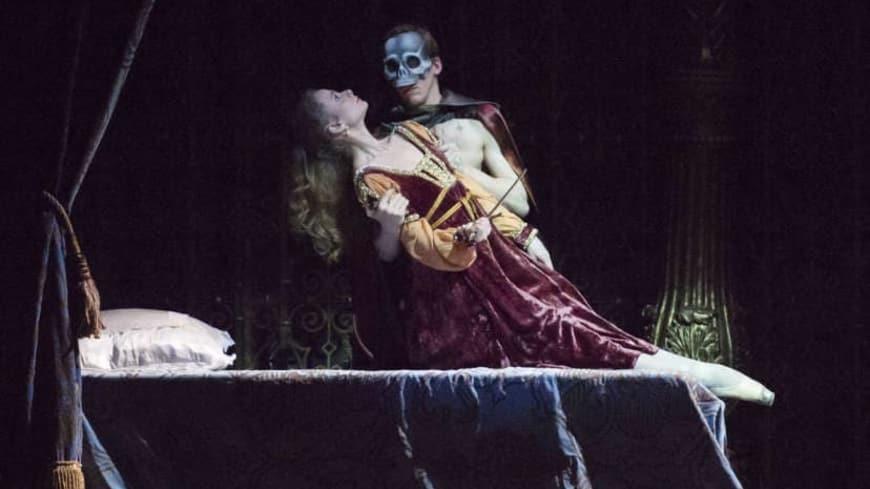 Roméo et Juliette de Sergueï Prokofiev dans la chorégraphie de Rudolf Noureev