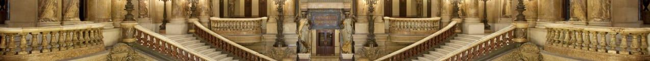 Visitez le Palais Garnier