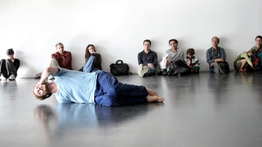 Museum of living choreography - An interview with Boris Charmatz