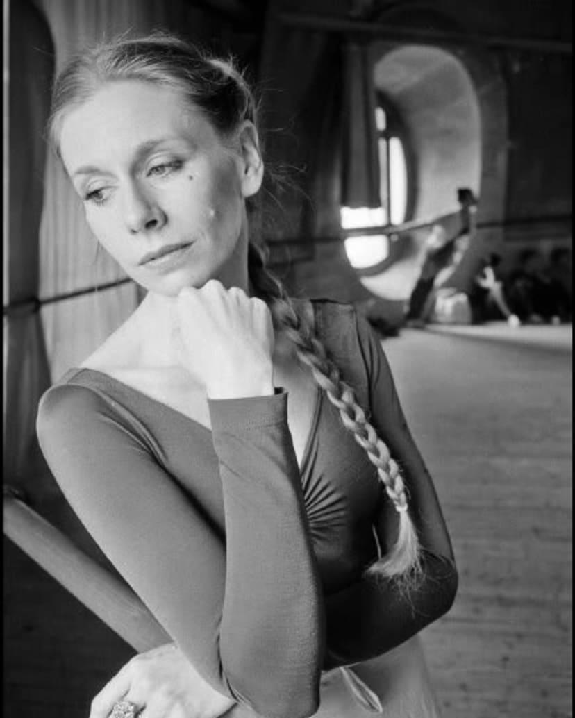 Maîtres à danser: Ghislaine Thesmar