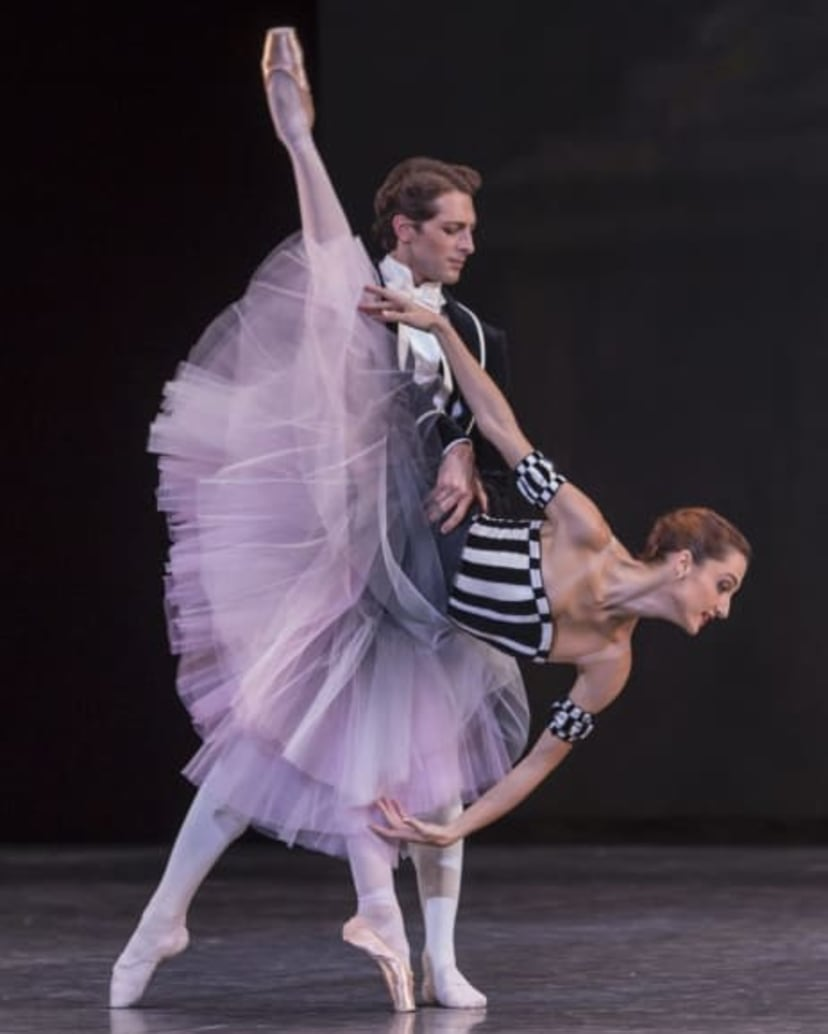 Le ballet néoclassique