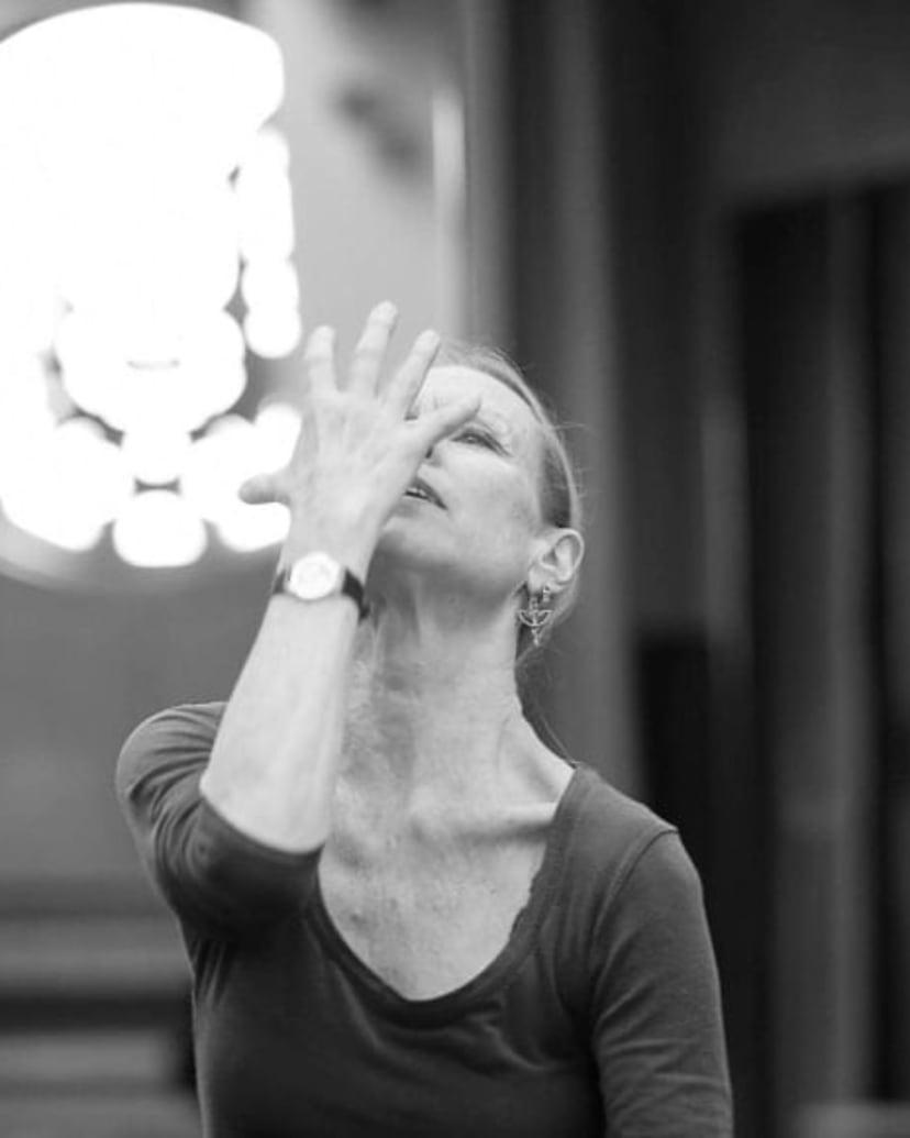 Choreographer: Carolyn Carlson