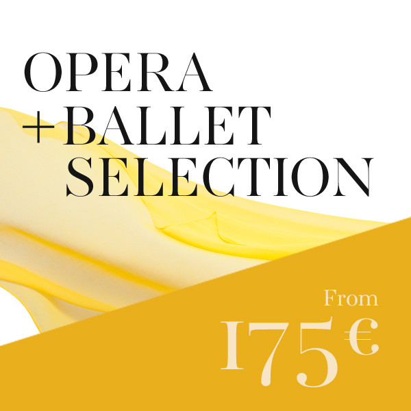 Mixed selection: 2 operas + 2 ballets