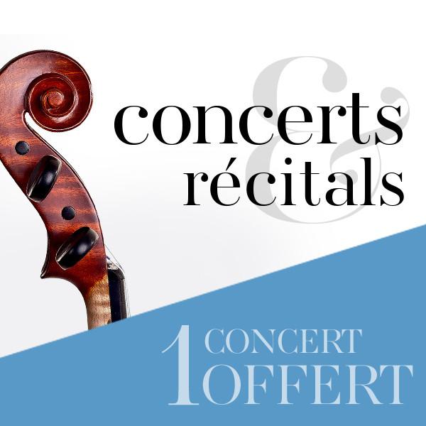 Concerts & Récitals