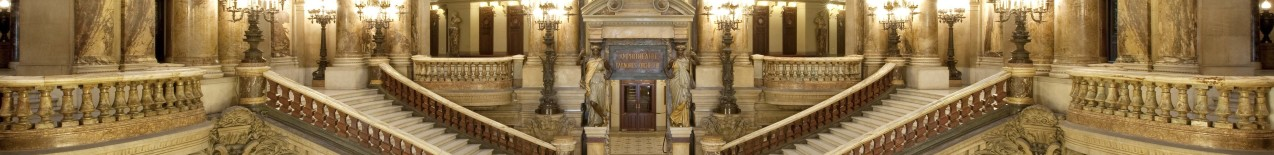 Pack visite du Palais Garnier
